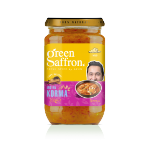 Green Saffron All natural Korma Sauce