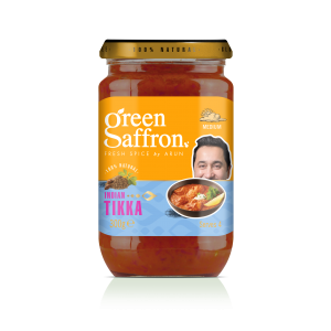 Green Saffron Totally Natural Tikka Sauce