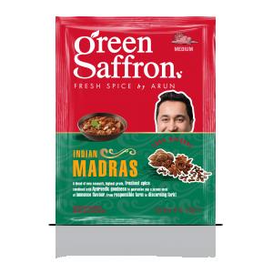Green Saffron freshest Madras spice sachet