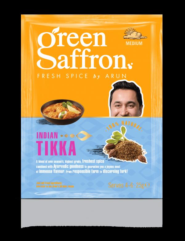 Green Saffron Freshest Tikka Spice