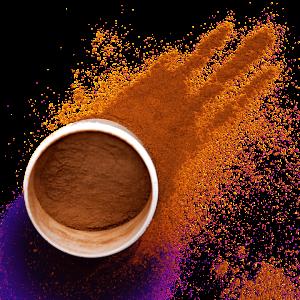 Cassia ground spice