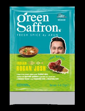 Green Saffron Rogan Josh spice blend