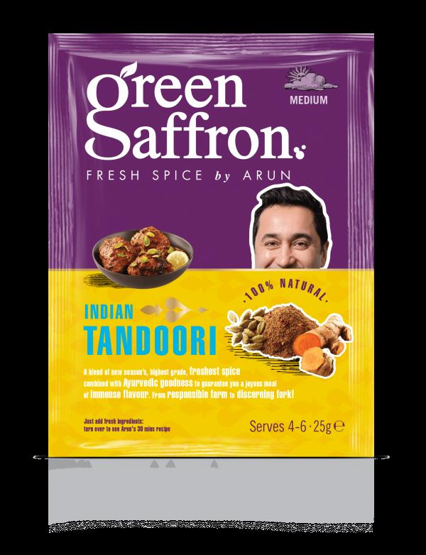 Green Saffron finest Tandoori spice blend